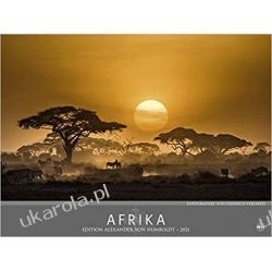 Kalendarz Africa Edition Humboldt Afrika 2021 Calendar Afryka Książki i Komiksy