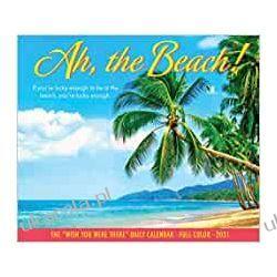 Kalendarz Plaża Ah, the Beach! 2021 Calendar Pozostałe