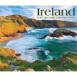 Kalendarz biurkowy Irlandia Ireland 2021 Box Calendar Pozostałe