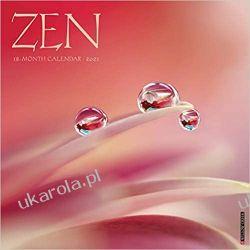 Zen 2021 Calendar Książki i Komiksy