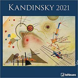 Kandinsky Calendar 2021 Książki i Komiksy