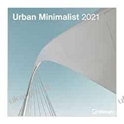 Kalendarz Urban Minimalist 2021 Square Wall Calendar Książki i Komiksy