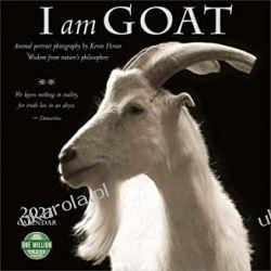 I Am Goat 2021 Calendar koza Książki i Komiksy