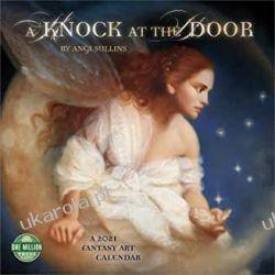 A Knock at the Door 2021 Calendar Angi Sullins Amber Lotus Publishing  Książki i Komiksy