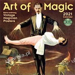 Art of Magic 2021 Calendar  Książki i Komiksy