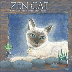 Kalendarz Koty Zen Cat 2021 Calendar
