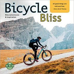 Kalendarz Bicycle Bliss 2021 Calendar