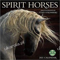 Kalendarz Konie Spirit Horses 2021 Calendar