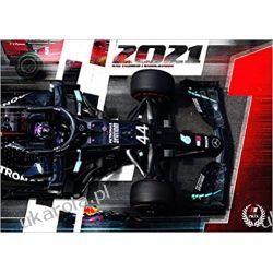 Kalendarz Formula 1 Calendar 2021 F1 Książki i Komiksy