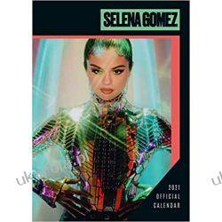 Official Selena Gomez 2021 Calendar Książki i Komiksy