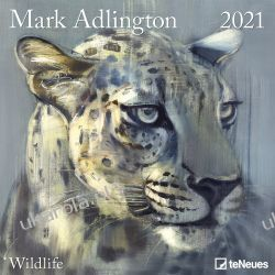 Mark Adlington Wildlife 2021 calendar