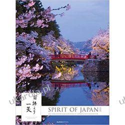 Kalendarz Spirit of Japan 2021 Calendar Japonia
