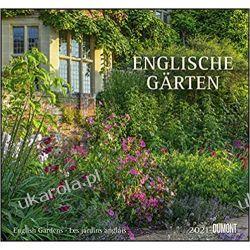 Englische Gärten 2021 Calendar english garden ogrody angielskie