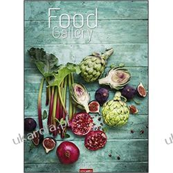 Kalendarz kulinarny Food Gallery Kalender 2021 Calendar  Kalendarze ścienne