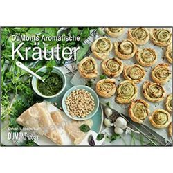 DUMONTS Aromatische Kräuter 2021 Calendar aromatyczne przyprawy kuchnia
