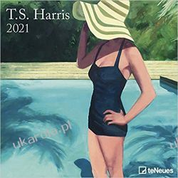 T.S. Harris 2021 Square Wall Calendar Gadżety i akcesoria