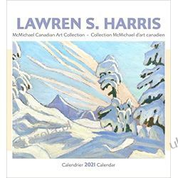 Lawren S. Harris 2021 Wall Calendar  Gadżety i akcesoria
