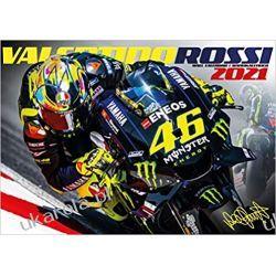 Kalendarz Official Valentino Rossi 2021 Calendar Kalendarze ścienne