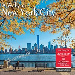 Kalendarz A Walk in New York City 2021 Wall Calendar