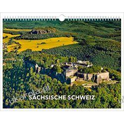 Kalendarz Szwajcaria Saksońska Saxon Switzerland 2021 Calendar