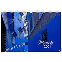 Kalendarz Maroko Morocco 2021 Calendar
