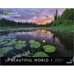Kalendarz Beautiful World Posterkalender National Geographic Calendar 2021 Europa z Rosją