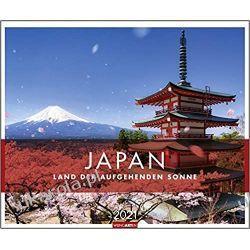 Kalendarz Japonia Japan Kalender 2021 Calendar