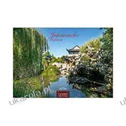 Kalendarz Japońskie Ogrody Japanische Gärten 2021 L 50x35cm Japanese Gardens Calendar Książki i Komiksy