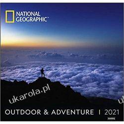 Kalendarz Outdoor & Adventure National Geographic Kalender 2021
