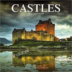 Kalendarz zamki Castles 2022 Calendar