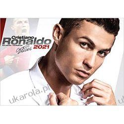 Kalendarz Cristiano Ronaldo 2021 Calendar Kalendarze ścienne