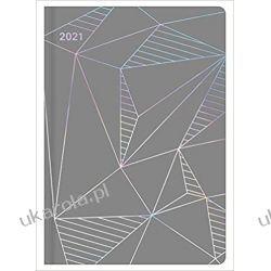 Kalendarz książkowy Notatnik 2021 GlamLine Diamonds Booklet Diary Książki i Komiksy