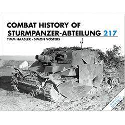 Combat History of Sturmpanzer-Abteilung 217 Literatura piękna, popularna i faktu