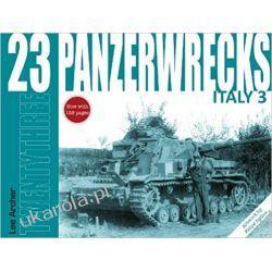 Panzerwrecks 23 Italy 3 Literatura piękna, popularna i faktu