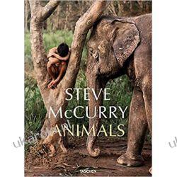 Steve McCurry. Animals  Książki i Komiksy