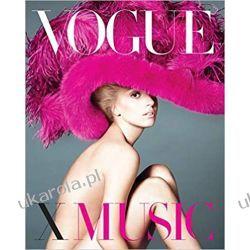 Vogue x Music Książki i Komiksy