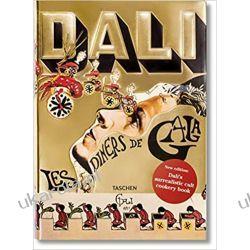 Dalí. Les Dîners de Gala VA Książki i Komiksy