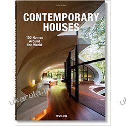 Contemporary Houses. 100 Homes Around the World Książki i Komiksy