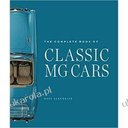 The Complete Book of Classic MG Cars  Książki i Komiksy