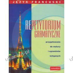 Język francuski Repetytorium gramatyczne Książki do nauki języka obcego