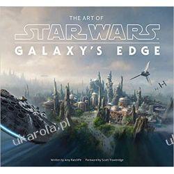 The Art of Star Wars Galaxy's Edge Kalendarze ścienne