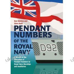 Pendant Numbers of the Royal Navy Książki naukowe i popularnonaukowe
