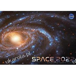 Space 2022 Wall Calendar - Views from The Hubble Telescope kosmos Pozostałe
