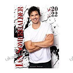 Ian Somerhalder 2022 Calendar - The Vampire Diaries Star of The Vampire Diaries Gadżety i akcesoria