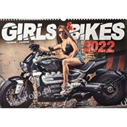 Girls and Bikes The Sexy 2022 Motorbikes Calendar Gadżety i akcesoria