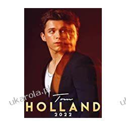 Tom Holland 2022 Calendar  Gadżety i akcesoria