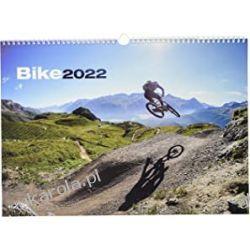 Bike 2022 Calendar The Ultimate Mountain Biking Calendar  Gadżety i akcesoria