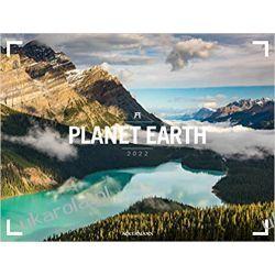 Kalendarz Planet Earth Ackermann Gallery Calendar 2022 planeta ziemia Gadżety i akcesoria