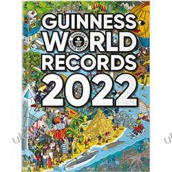 Guinness World Records 2022 Księga rekordów Guinnessa Poradniki i albumy