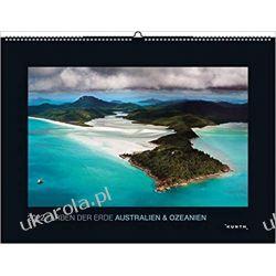 Kalendarz Kolory Ziemi Australia Oceania Farben der Erde Australien & Ozeanien 2022 Calendar Gadżety i akcesoria